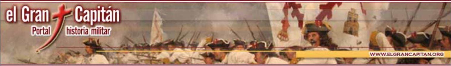 El Gran Capitan: Historia Militar